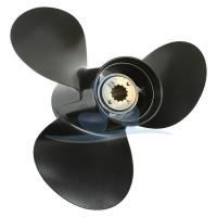 Wholesale Black Mercury Outboard Propellers , Mercury Aluminum Propellers 48-855858A5 from china suppliers