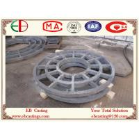 Wholesale Heat-treatment Round Trays for Pit Furnaces DIN1.4837 Cr25Ni20 Big Sand Casting EB22268 from china suppliers