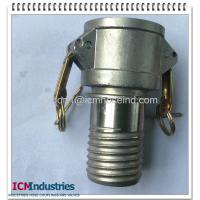 """Wholesale 2015 high quality 316 stainless steel screw camlock quick coupling size 2"""" type C from china suppliers"""