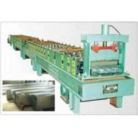 Wholesale CE custom Cr12 automatic floor Deck Forming Machine / metal roll forming for roof panel from china suppliers