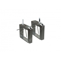 Wholesale Coin Tripod Turnstile Waist Height Turnstiles Pedestrian Control Barriers from china suppliers