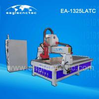Wholesale 1325 Linear Tool Changer CNC Router Machining Center for Modern Furniture Making from china suppliers