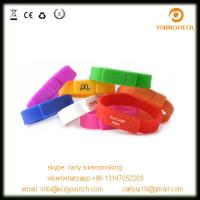 Wholesale Affordable Promotional Giveways Custom Wristband USB Flash Drive from china suppliers