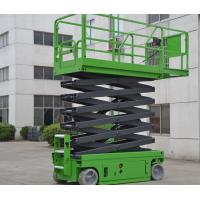 Buy cheap Lift Capacity 230kg Self-propelled Scissor Lift of Max Working Height from wholesalers