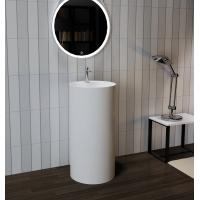 Wholesale Modern Design Freestanding Bathroom Basin UV Resistant Eco Friendly from china suppliers