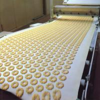 Wholesale PVC / PU White Rubber Conveyor Belt Food Grade With Customized Size from china suppliers