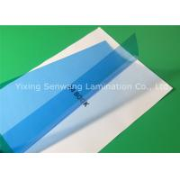 China 0.15MM PVC Transparent Binding Covers / Clear Report Cover Sheets on sale