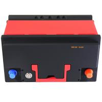 Wholesale LiFePO4 Charged Lithium Iron Phosphate Battery for Solar Car Audio RV Marine Off Grid Multi Function from china suppliers