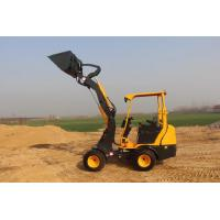 Wholesale GET - KM06 600kg Heavy Construction Machinery , Mini Heavy Equipment Wheel Loader from china suppliers
