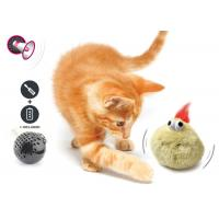 Wholesale Electronic Auto Motion Bouncing Battery Operated Pet Toys With Plush Cover from china suppliers