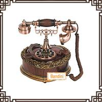 Wholesale European china decorative old-fashioned telephone for sale TL0212-1S from china suppliers