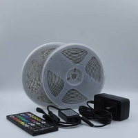 Wholesale IP65 Waterproof RGB Led Strips Light Music Sync from china suppliers