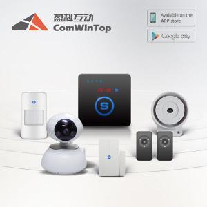 Wholesale wifi camera , wireless door sensor, wireless pir sensor, gsm remote smart home controller from china suppliers