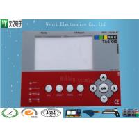 Wholesale Membrane Switch Keypad Touch Panel Overlay Multi Color Numeric For UV Print Machine from china suppliers