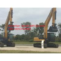 Wholesale XCMG XE235C 23.5 Ton Mobile Crawler Mounted Excavator Low Fuel Consumption from china suppliers