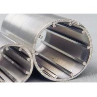 Wholesale 18 SR Filter Element Wire Wrapped Screen High Precision Filter Tube 20 Micron from china suppliers