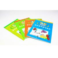 Wholesale Sewn Binding Childrens Book Printing Art Paper With Soft Cover For Promotional from china suppliers