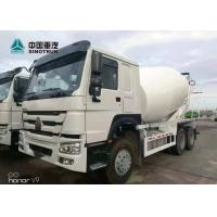 Wholesale SINOTRUK HOWO 371hp Stock Concrete Mixer Truck 10 Wheels ZZ1257N3847A from china suppliers