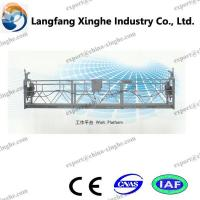 Construction Swing Stage Equipment Zlp630 Of Item 102672457