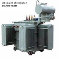 China Three Phase Oil Immersed Transformer Cold Rolled Grain Oriented Silicon Steel on sale