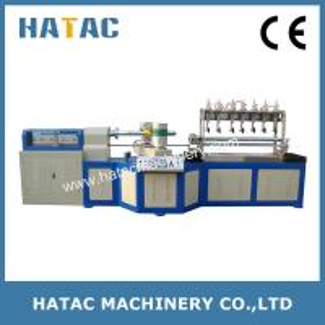 Multi-blade Bond Paper Core Making Machine,High Speed Paper Tube Cutting Machinery