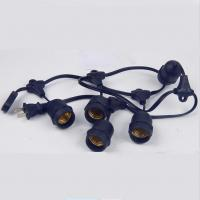 Outdoor string light of cordsets