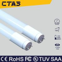 t8 led tube replaceable driver 18w 120cm 270deg 120smd2835 1450lm CE ROHS