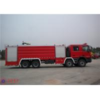 Wholesale Huge Capacity Fire Fighting Truck Mercedes Chassis With Pressure Combustion Engine from china suppliers