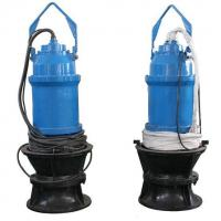 Buy cheap Submersible Propeller Type Impeller Submersible Axial Flow Pump from wholesalers