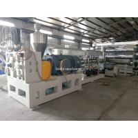 Wholesale Computerized Polycarbonate Profile Extrusion PC Acrylic Sheet Machine from china suppliers