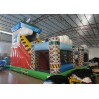 Wholesale Colorful spaceship inflatable fun city / inflatable amusement park for sale from china suppliers