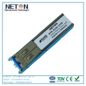 China sc connector sfp transceiver 155Mb/s sfp module cwdm sfp 120km sfp optical module wholesale