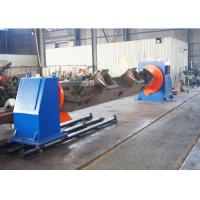 Wholesale Head Tail Stock Pipe Welding Positioners For Special Workpiece Remote Hand Control from china suppliers