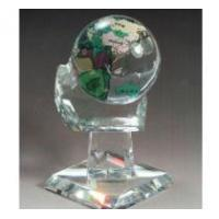 Wholesale crystal globe from china suppliers