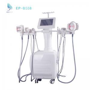 China Luxury Vaccuum RF Rollers Velashape Cavitation Slimming Machine Cavi  Slim Laser Lipo on sale