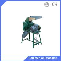 China Animal poultry feed corn grain wheat hammer mill grinding machine for sale on sale