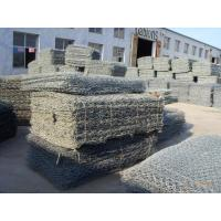 Wholesale long time used galfan gabion mesh boxes with stock goods low price from china suppliers