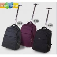 Wholesale Travel Aboard Rod Backpack Laptop Trolley Bag Tourist Travel Belongings from china suppliers