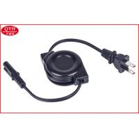 Wholesale 110cm USA Figure 8 Plug Retractable Power Cable for Soybean milk machine from china suppliers