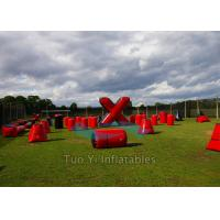 Wholesale Mobile Airball Airsoft Paintball Bunkers Durable Laser Tag For Rental from china suppliers