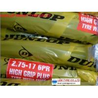 Buy cheap Dunlop Motorcycle tyre high grip 300-17 GOLDENBOY, VEE RUBBER, DUNLOP, DURO STAR from wholesalers