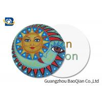 Wholesale Creative Unique Lenticular Card Printing 3D Depth Effet Cartoon Human Head from china suppliers
