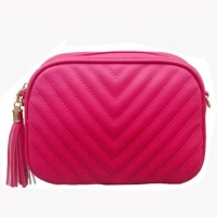 Buy cheap Fashionable Casual Tassel Chain Embroidery Single Shoulder Womens Bag from wholesalers