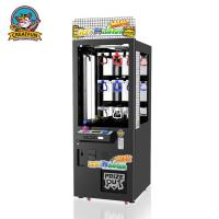 Wholesale Small Vertical Key Prize Vending Machine Self Calibration 9 12 15key Hole Model from china suppliers