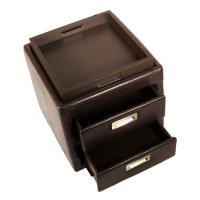 Faux leather office organizer quality faux leather - Faux leather desk organizer ...