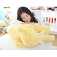Wholesale 0.8kg Soft Stuffed Elephant Plush Toy 40 - 90cm Size Height For Birthday Gift from china suppliers