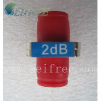 Wholesale FU 2 dB Fixed type Fiber Optic Attenuator for telecommunication from china suppliers