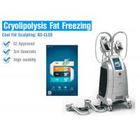 Wholesale Cryo Freezing Cryolipolysis Body Slimming Machine , Weight Reduction Equipment from china suppliers