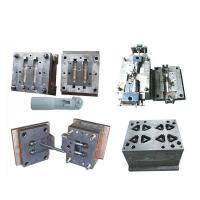 Wholesale P20 Steel Plastic Injection Mold Tooling High Precision Muiti Cavity Sub Gate Injection System from china suppliers