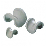 Wholesale Ceramic Berl Saddle ring manufacturers for chemical and petrochemical industry from china suppliers